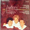 ANDREWS SISTERS' GREATEST HITS