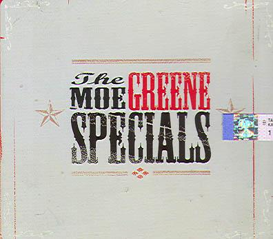 (surf) The Moe Greene Specials - The Moe Greene Specials - 2005, MP3 (tracks), 320 kbps