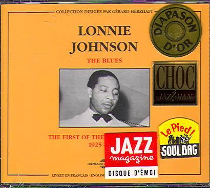 lonnie johnson essays