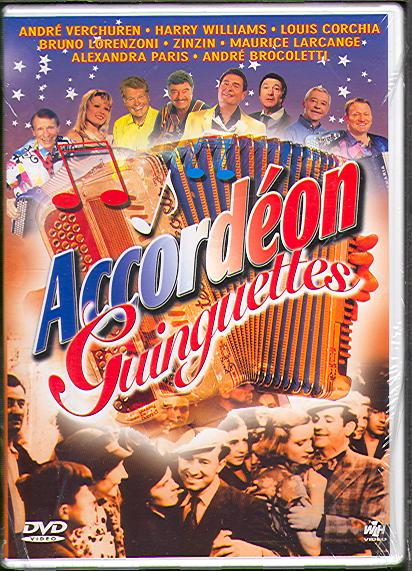 ACCORDEON GUINGUETTES