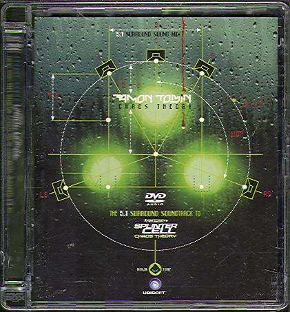 [DVDA][OF] Amon Tobin - Chaos Theory - The 5.1 Surround Soundtrack To Tom Clancy's Splinter Cell - 2005