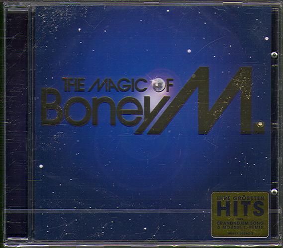 Boney m logo