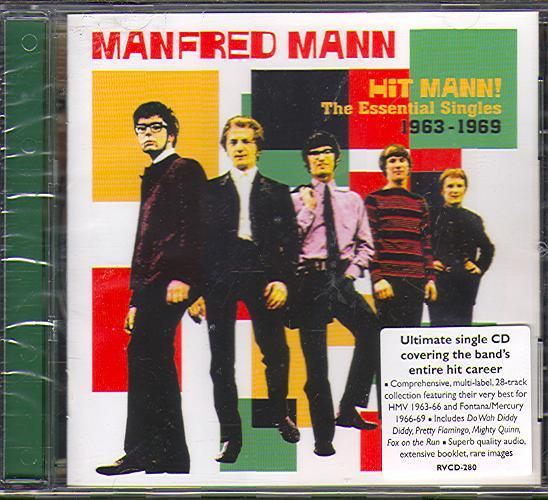 Diskografie Manfred Mann – Wikipedie