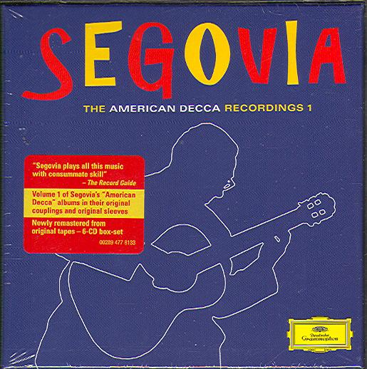 AMERICAN DECCA RECORDINGS 1