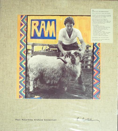 Ram album  Wikipedia