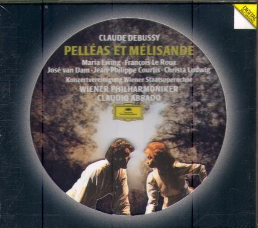 pelleas melisande dessay dvd Elaborate staging and outstanding performances from alison hagley as melisande, and neill archer as pelleas combine to make an extraordinary night, and an amazing recording this performance of debussy's opera features alison hagley, neill archer, donald maxwell, kenneth cox, penelope walker with pierre boulez conducting the.