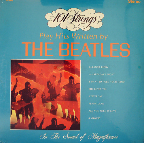 PLAY HITS WRITTEN BY THE BEATLES