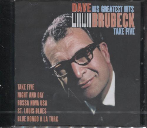 Take five (dave brubeck): для фортепиано by paul desmond