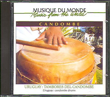 URUGUAY: CANDOMBE DRUMS
