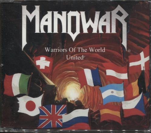 Warriors of the world (cd)