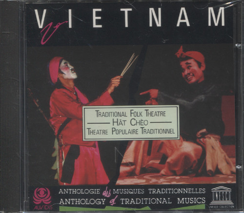VIETNAM HAT CHEO TRADITIONAL FOLK THEATRE